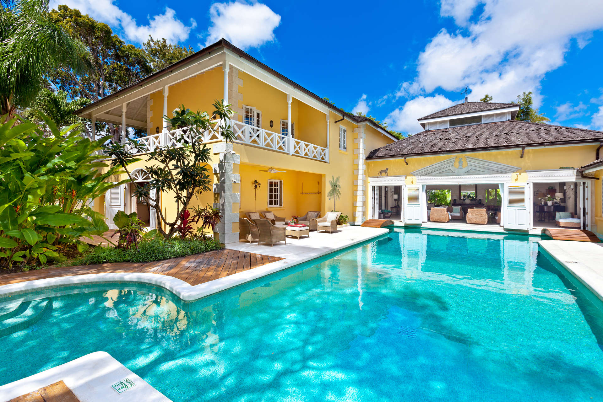 Luxury villa rentals caribbean - Barbados - St james - Sandy laneestate - Jamoon - Image 1/18