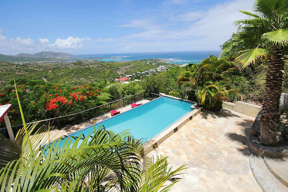 Luxury villa rentals caribbean - St martin - Sint maarten - Oyster pond - Kismet, Oyster Pond - Image 1/19