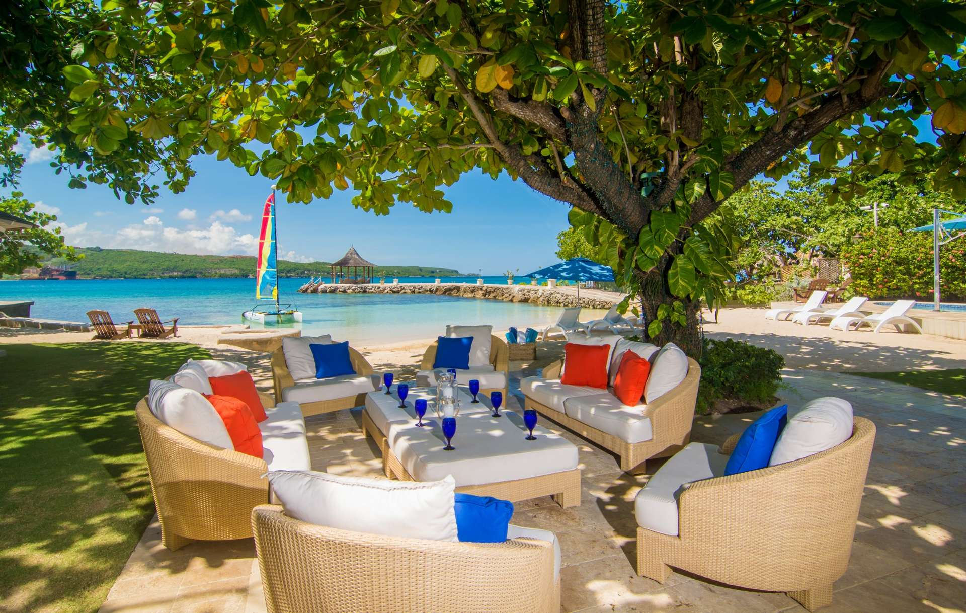 Luxury villa rentals caribbean - Jamaica - Discovery bay - Sundown - Image 1/28