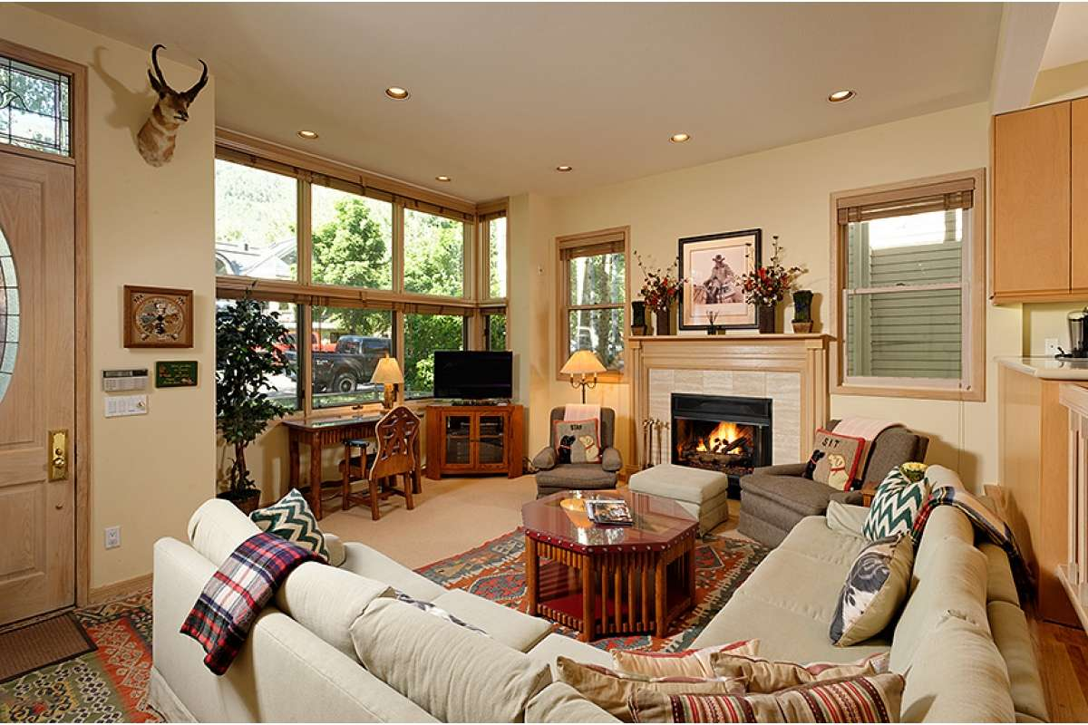 Luxury vacation rentals usa - Colorado - Aspen - Webb Residence - Image 1/11