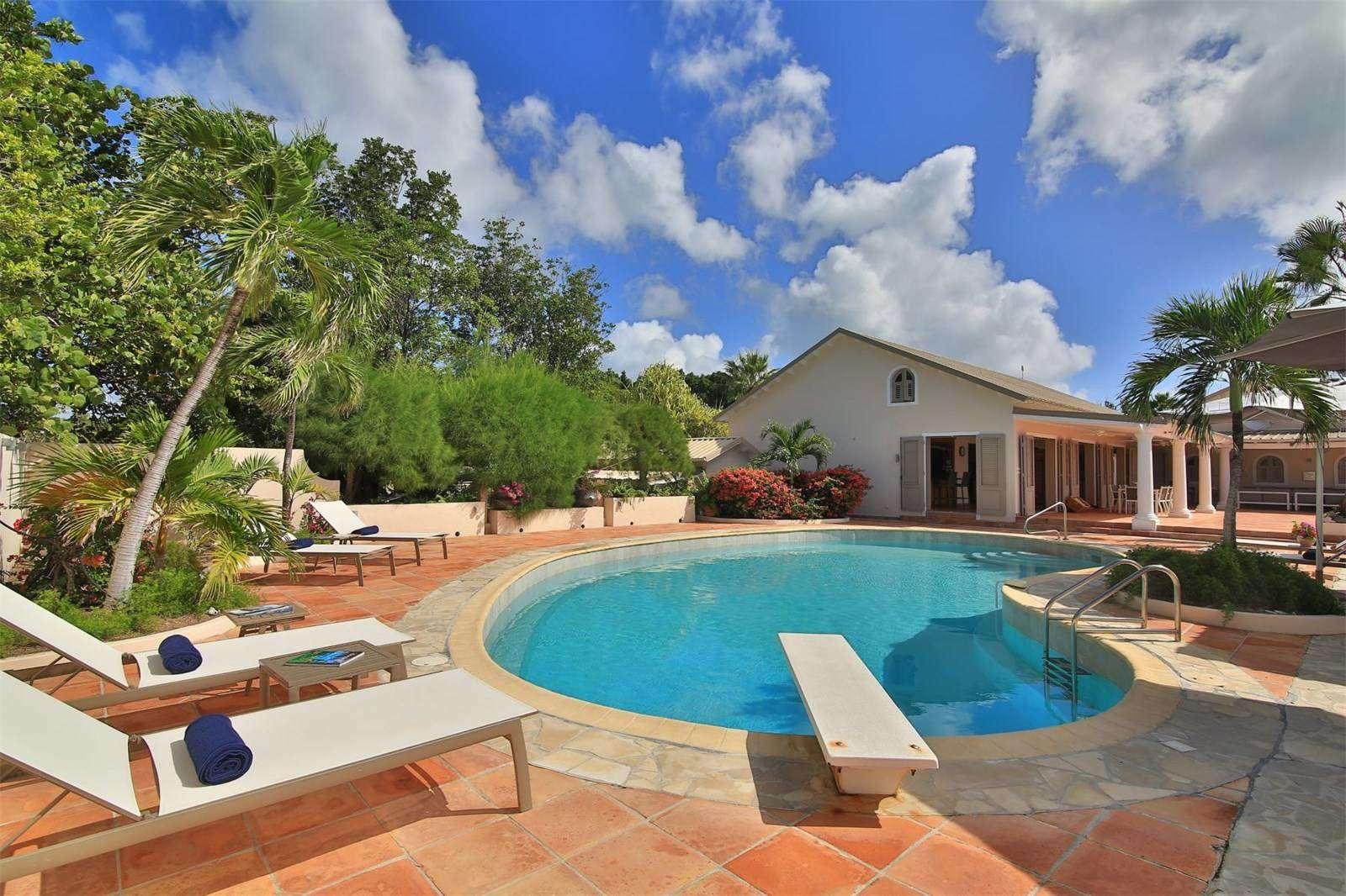 Luxury villa rentals caribbean - St martin - Saint martin french - Les terres basses - Les Trois Jours - Image 1/24