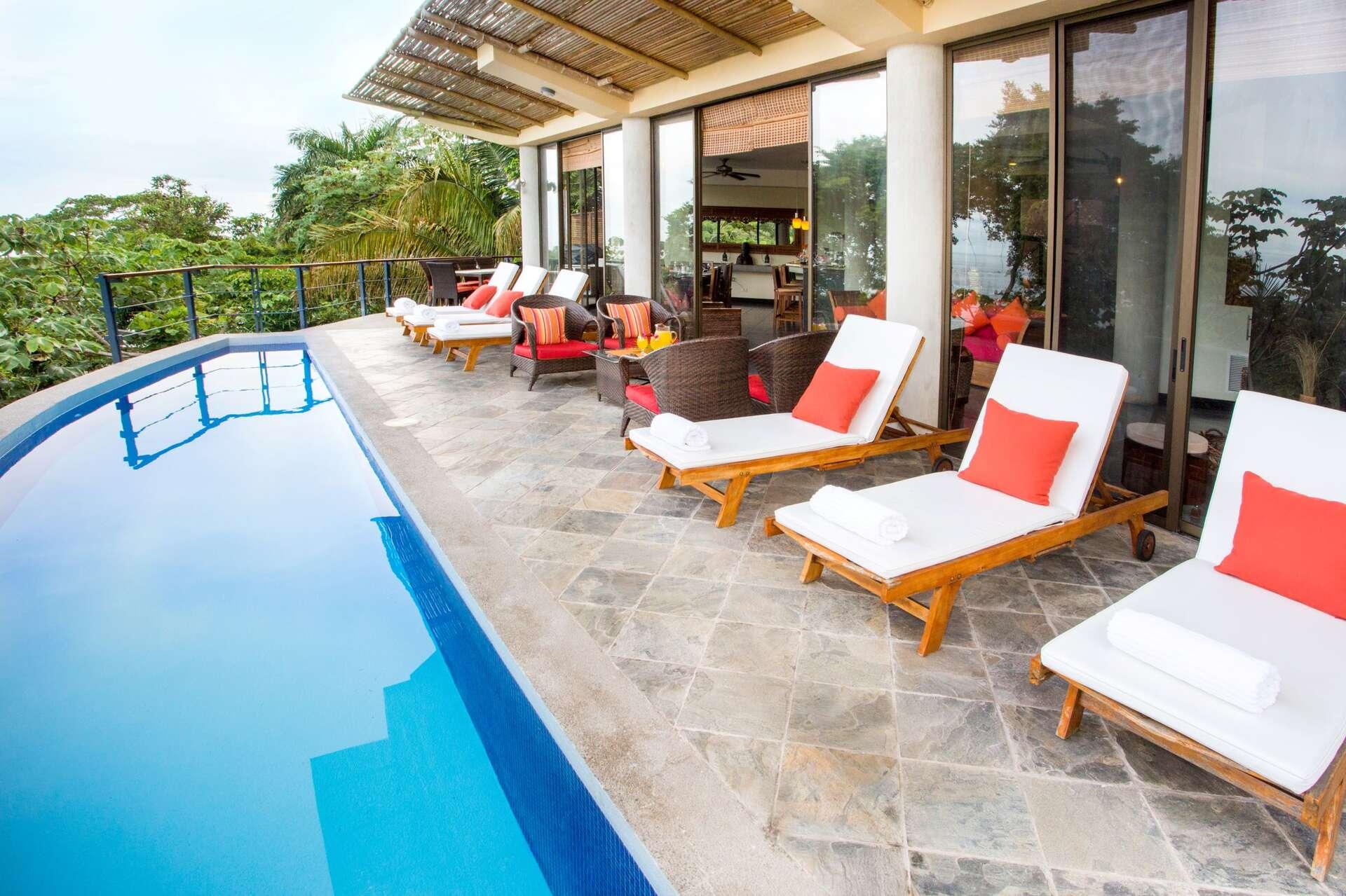 Central america villa rentals - Costa rica - Puntarenas - Manuel antonio - Villa Perezoso - Image 1/34