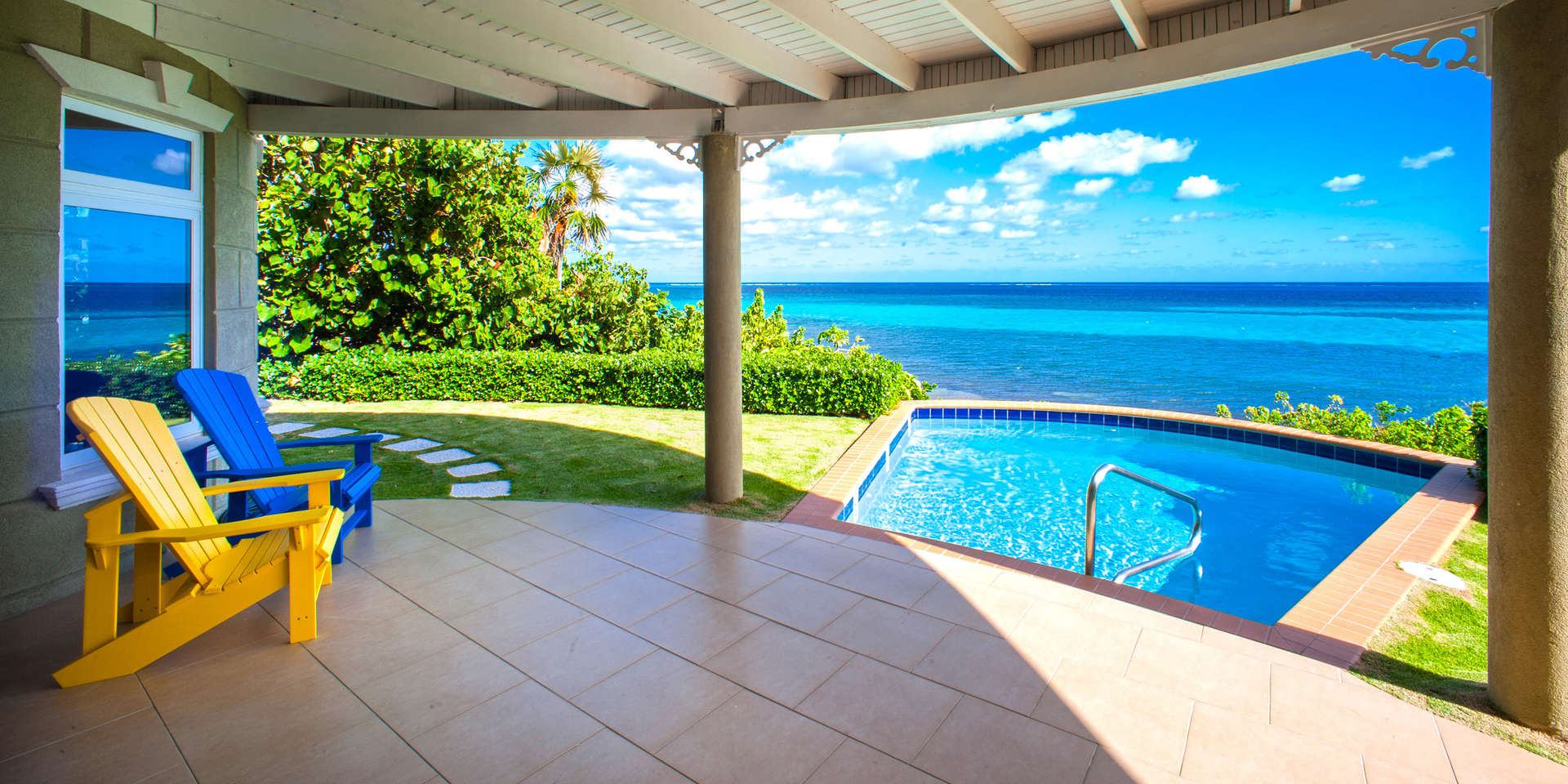 Luxury villa rentals caribbean - Cayman islands - Grand cayman - Gun bay - Castle Guesthouse - Image 1/8
