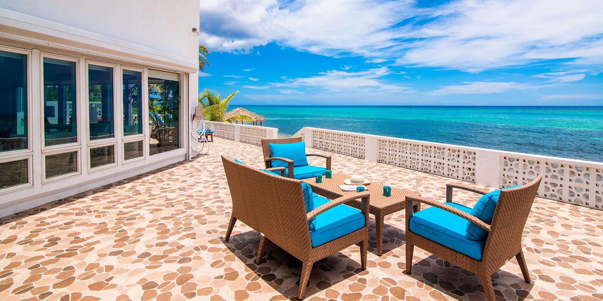 Luxury villa rentals caribbean - Cayman islands - Grand cayman - Cayman kai - Moon Glow Villa - Image 1/22
