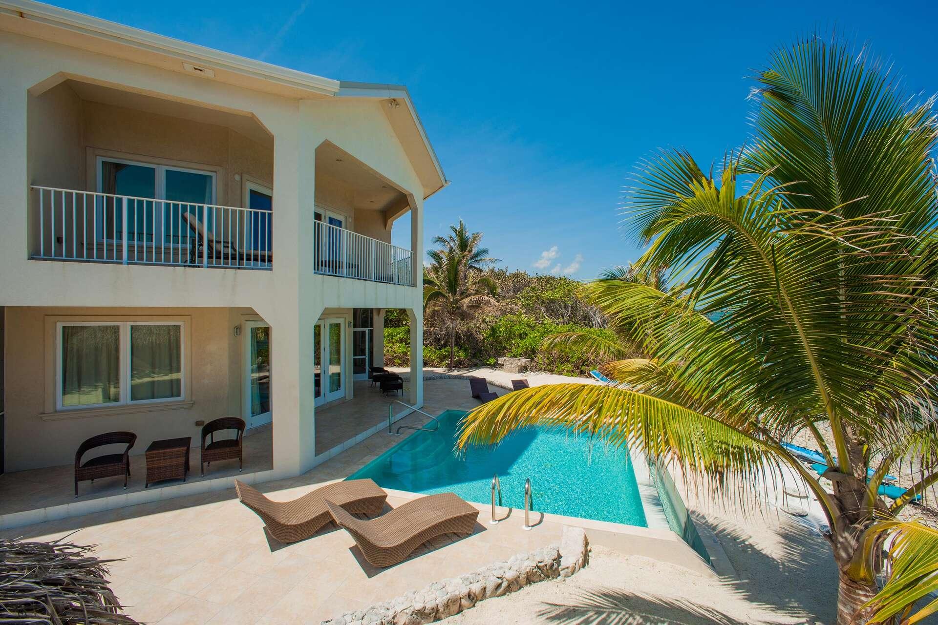 Luxury villa rentals caribbean - Cayman islands - Grand cayman - Old man bay - Christmas Palms - Image 1/22