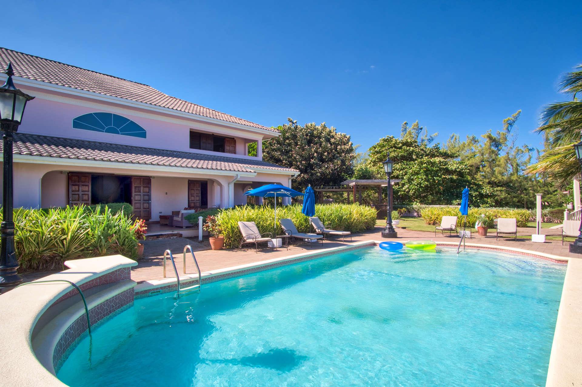 Luxury villa rentals caribbean - Jamaica - Ocho rios - Villa Paradiso | Mammee Bay Estate - Image 1/23