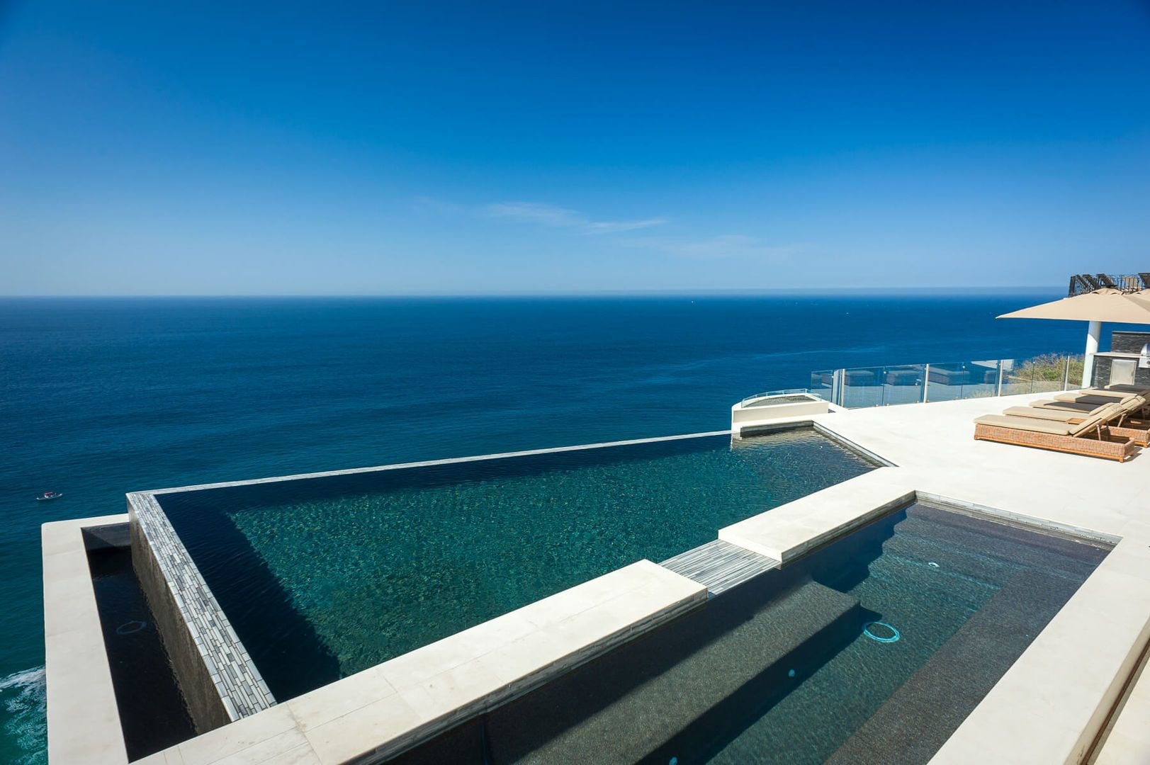 Luxury vacation rentals mexico - Los cabos - Cabo - Pedregal - Villa Lands End - Image 1/23