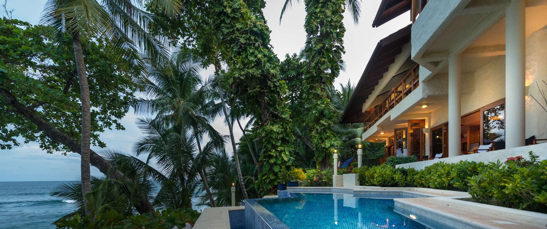 Central america villa rentals - Costa rica - Puntarenas - Tango mar - Estate Oceano - Image 1/24