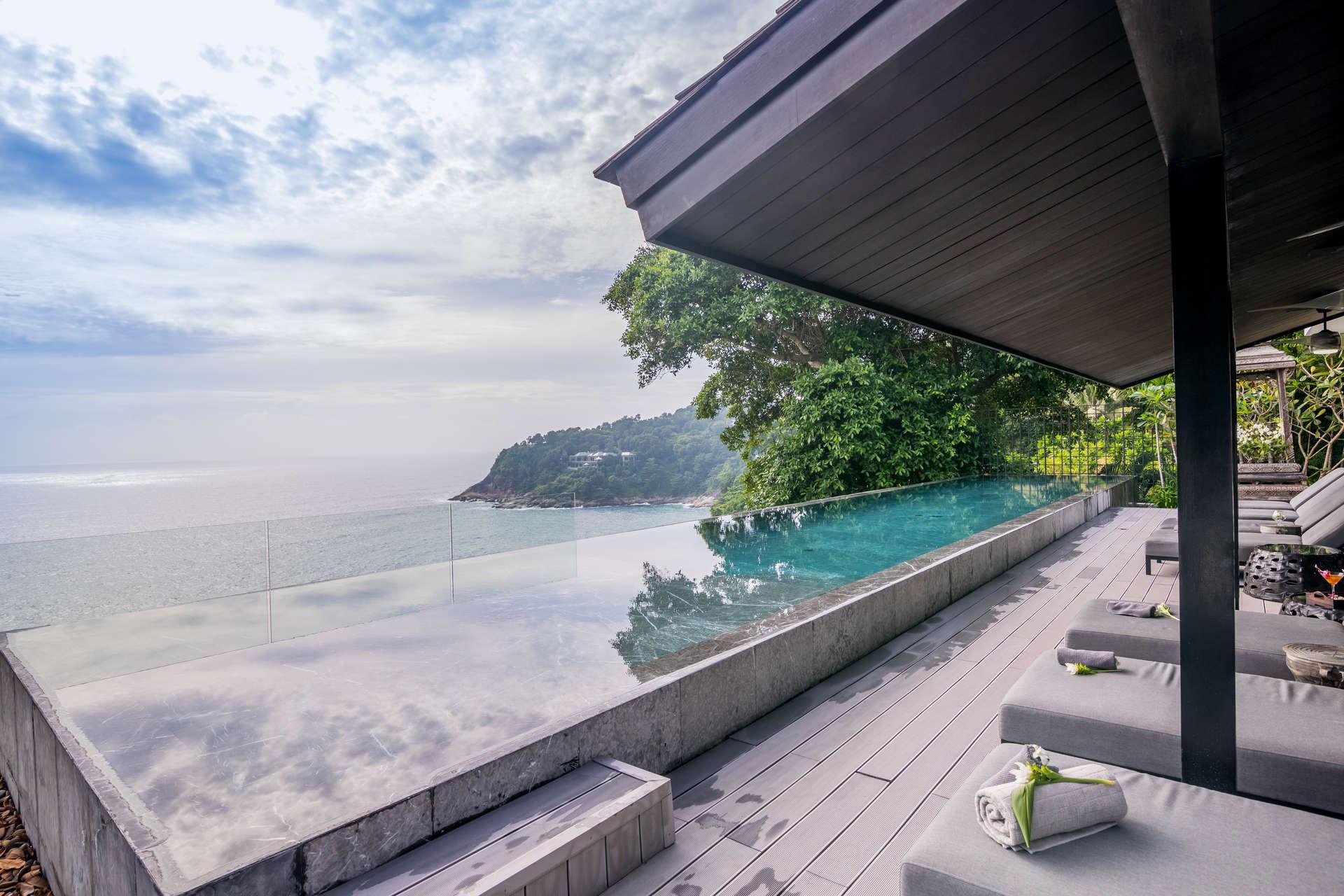 Luxury villa rentals asia - Thailand - Phuket island - Kamala - Villa Isla - Image 1/30