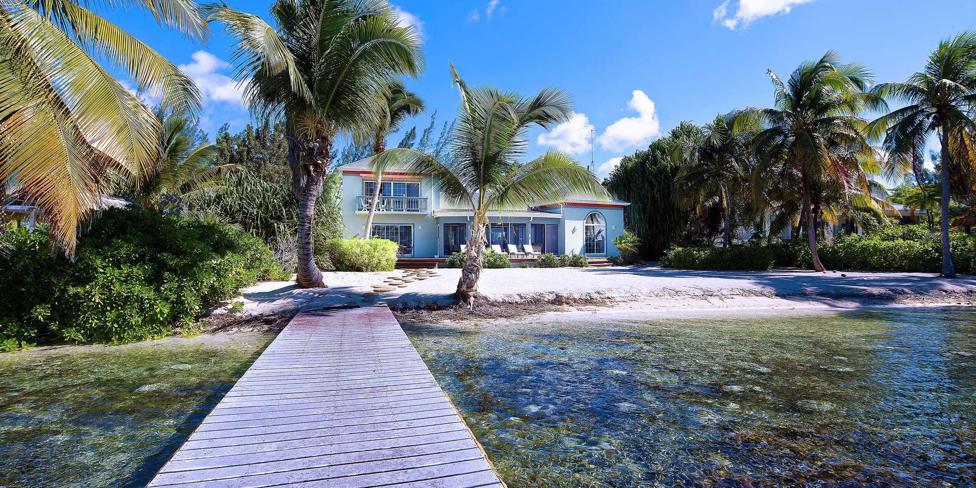 Luxury villa rentals caribbean - Cayman islands - Grand cayman - Cayman kai - Sea Cove - Image 1/13