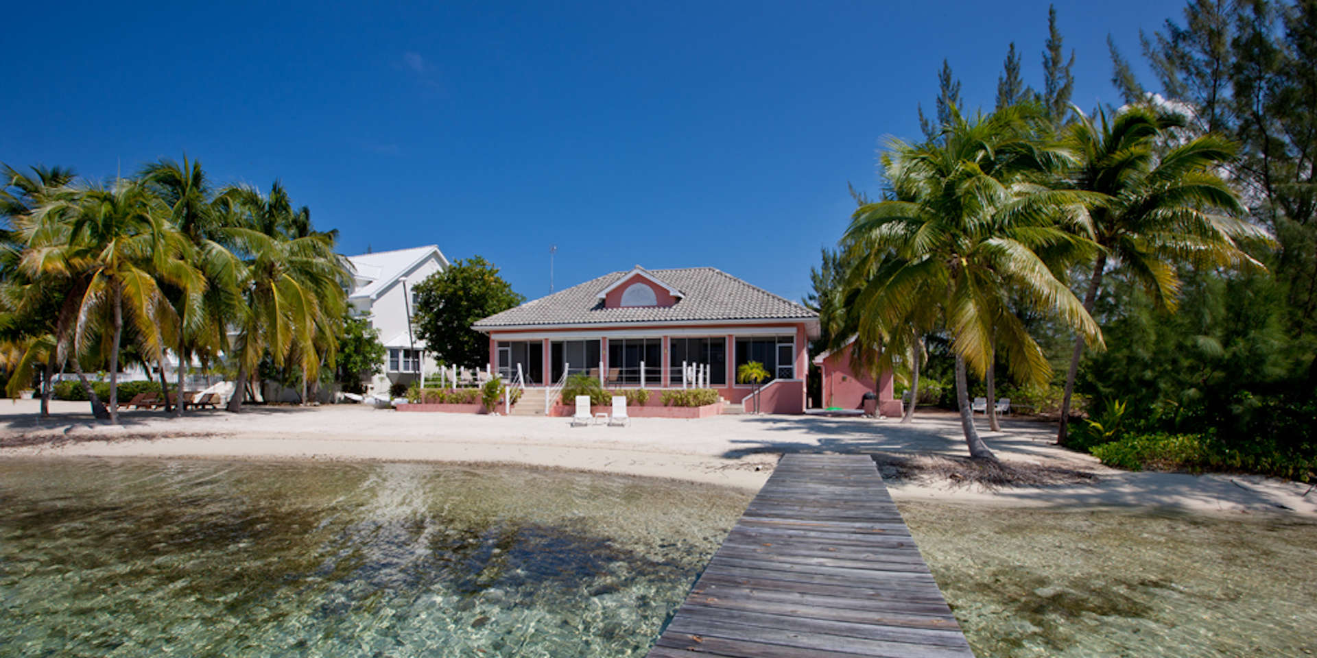 Luxury villa rentals caribbean - Cayman islands - Grand cayman - Cayman kai - Fantasea - Image 1/11