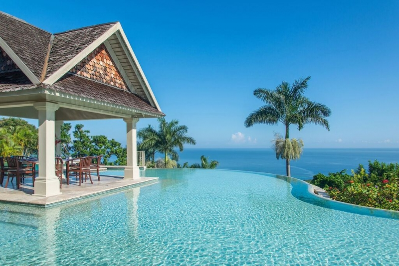 Jamaica villas luxury vacation rentals rental escapes for Jamaica vacation homes