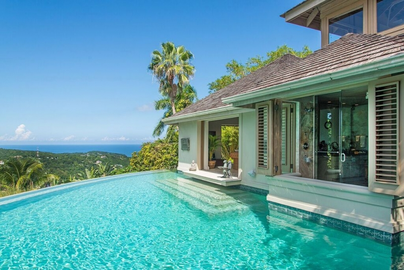 Luxury villas in jamaica jamaica vacation rentals for Jamaica vacation homes