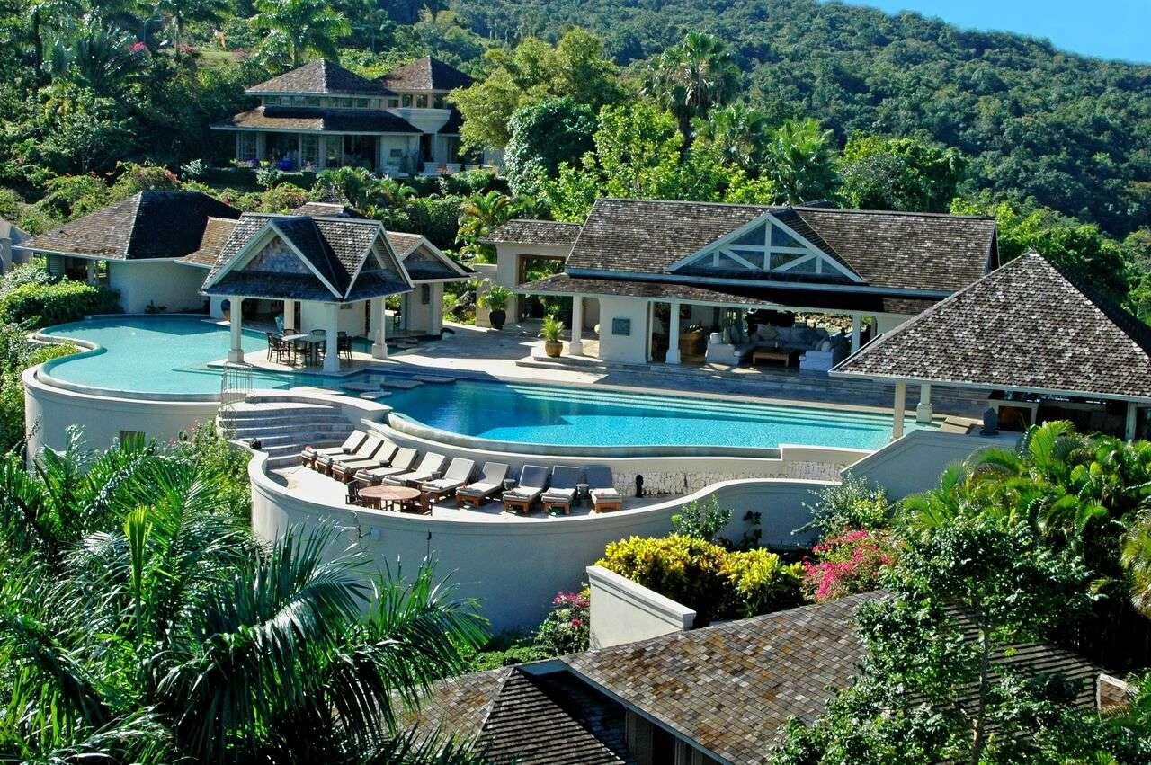Luxury villa rentals caribbean - Jamaica - Montego bay - No location 4 - Silent Waters Villa - Image 1/24