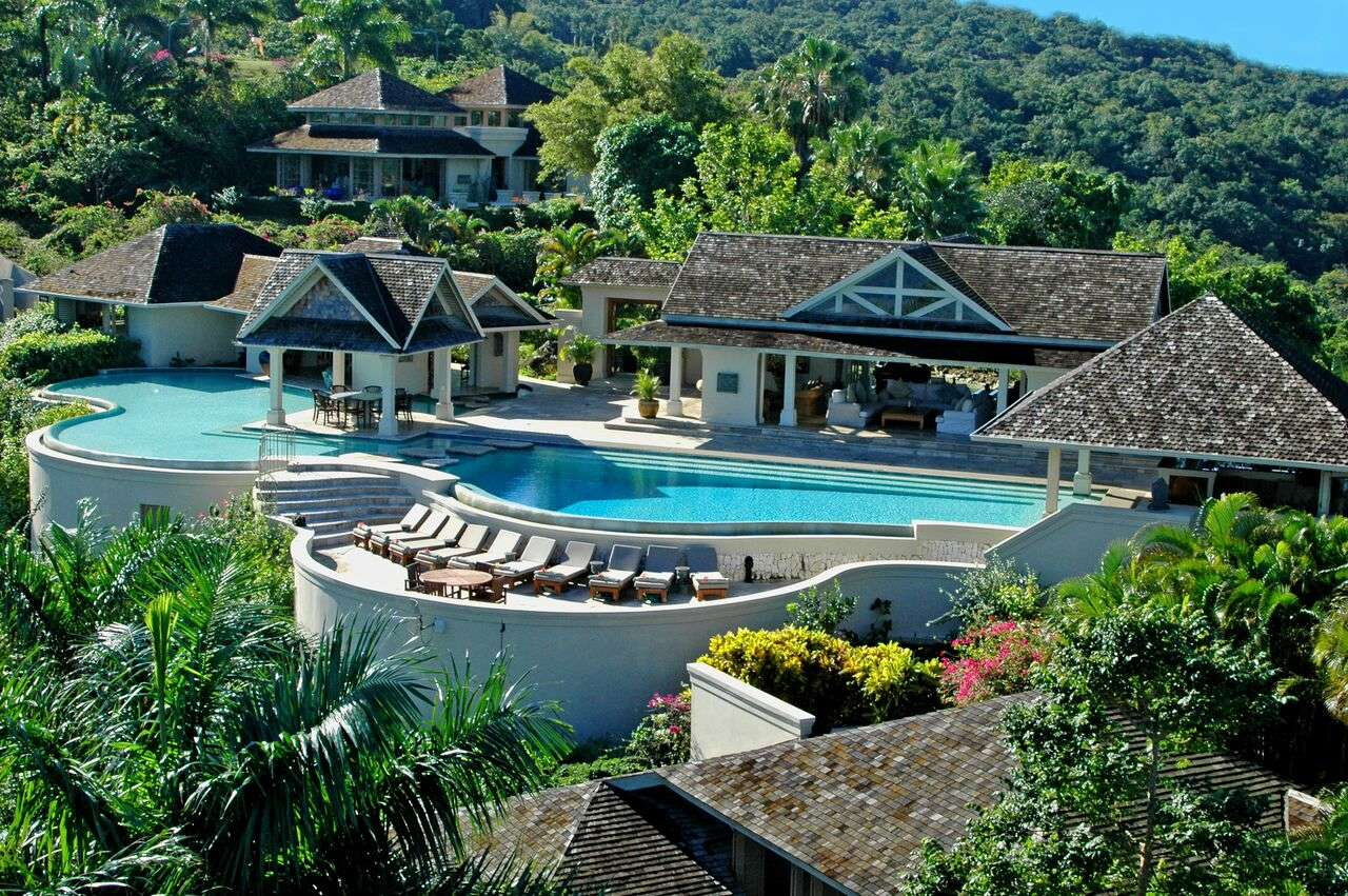 Luxury villa rentals caribbean - Jamaica - Montego bay - Silent Waters Villa - Image 1/24