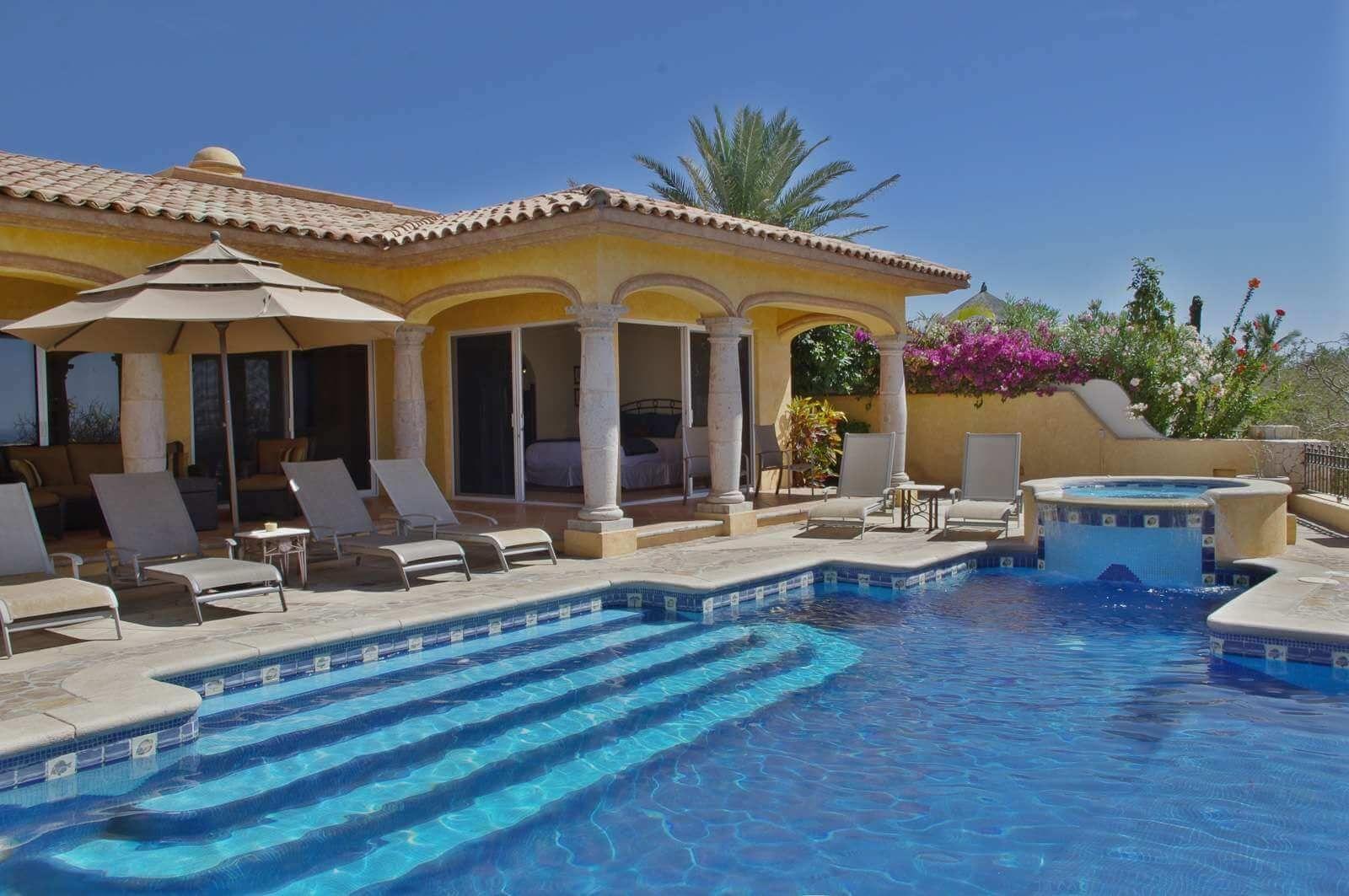 Luxury vacation rentals mexico - Los cabos - Los cabos corridor - Cabo delsol - Agave Azul Villa - Image 1/13