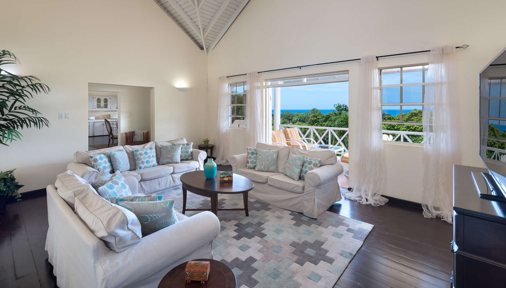 Luxury villa rentals caribbean - Barbados - St james - Holetown st james - Belle View - Image 1/13