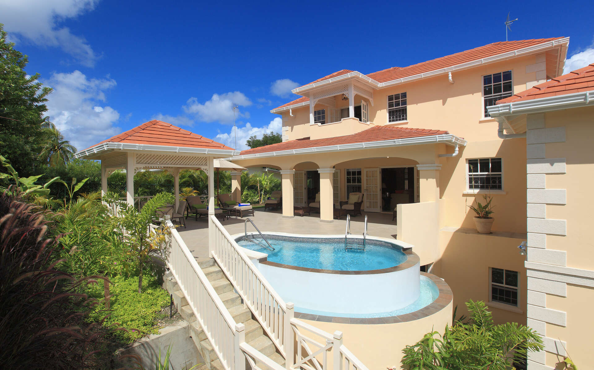 Luxury villa rentals caribbean - Barbados - St james - Sunset crest - Tara - Image 1/12