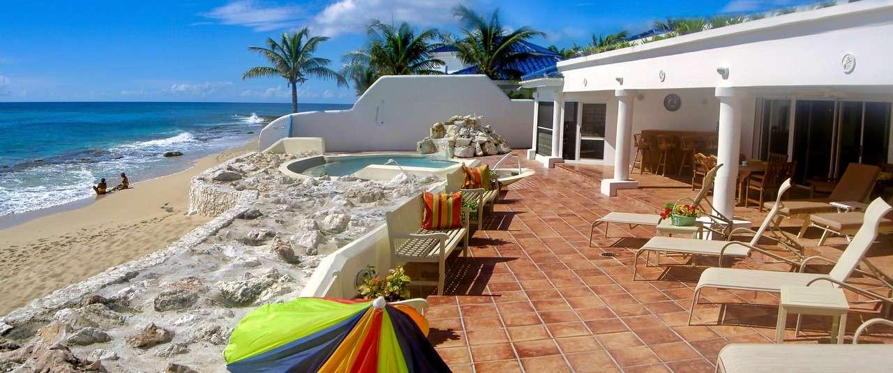 Luxury villa rentals caribbean - St martin - Sint maarten - Pelican key - Daffodil - Image 1/16
