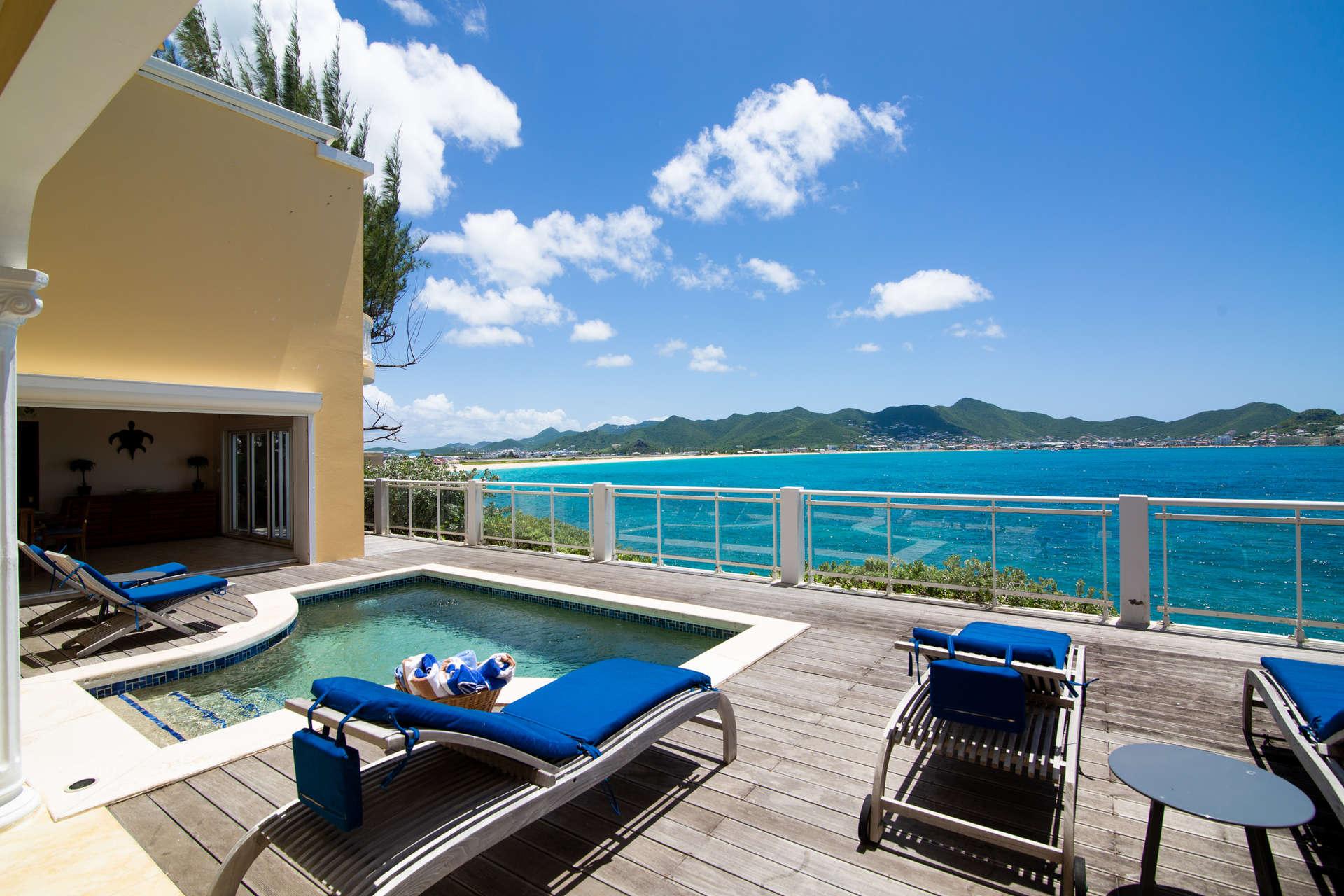 Luxury villa rentals caribbean - St martin - Sint maarten - Beacon hill - Villa Tara - Image 1/24