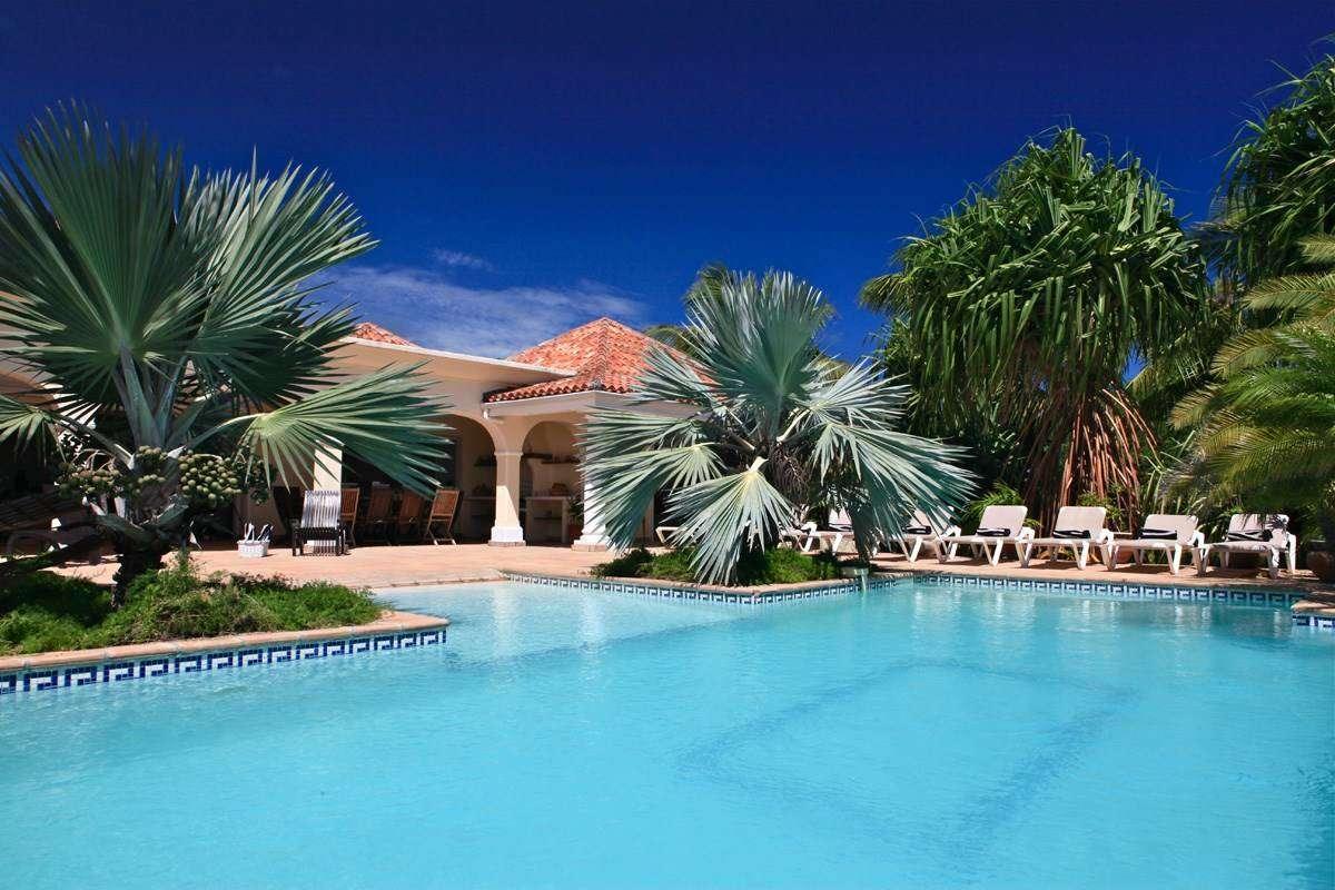 Luxury villa rentals caribbean - St martin - Saint martin french - Orient bay - Villa Casa del Sol - Image 1/15