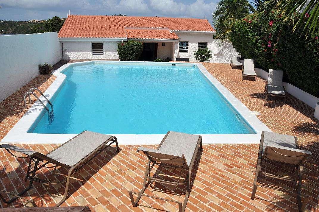Luxury villa rentals caribbean - St martin - Sint maarten - Cupecoy - Seachest - Image 1/9
