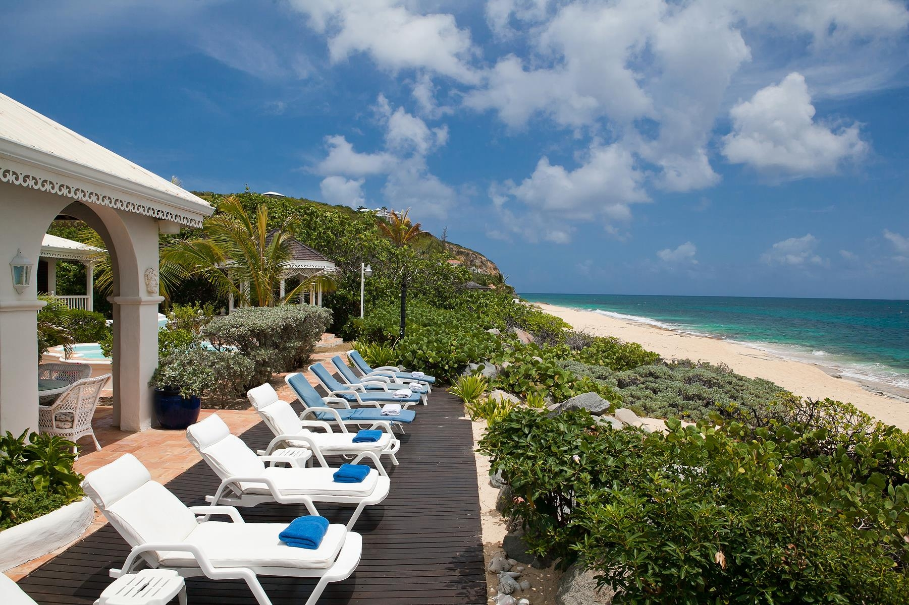 Luxury villa rentals caribbean - St martin - Saint martin french - Les terres basses - La Mission - Image 1/30