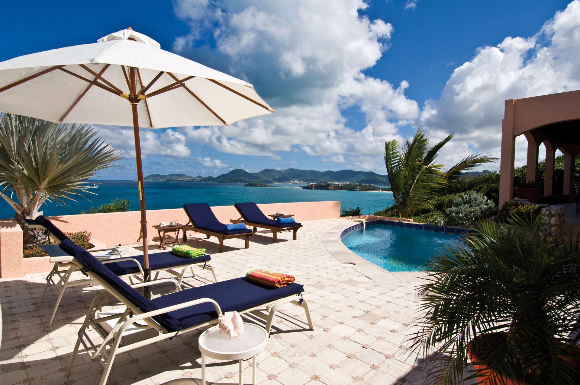 Luxury villa rentals caribbean - St martin - Saint martin french - Les terres basses - Mongoose Run - Image 1/12