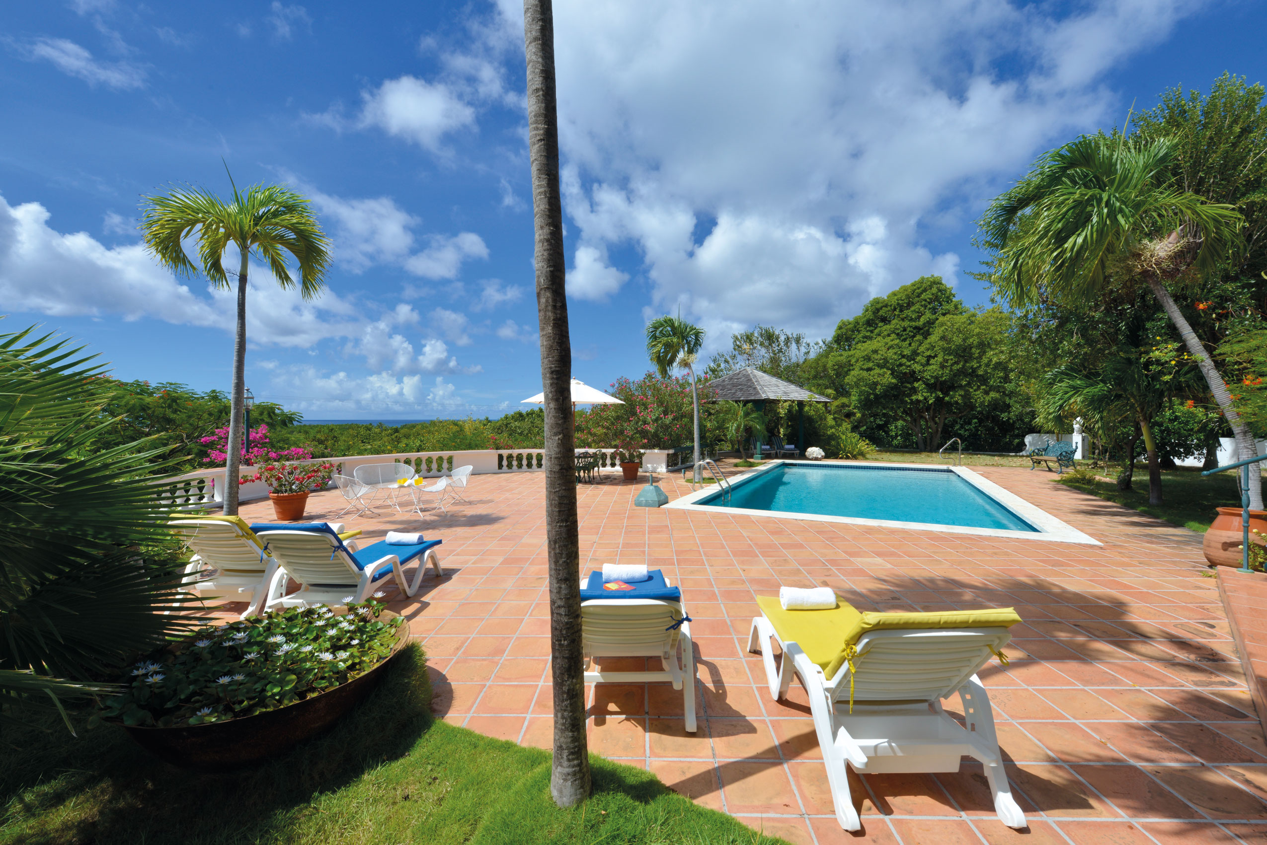 Luxury villa rentals caribbean - St martin - Saint martin french - Les terres basses - Les Zephyrs - Image 1/14