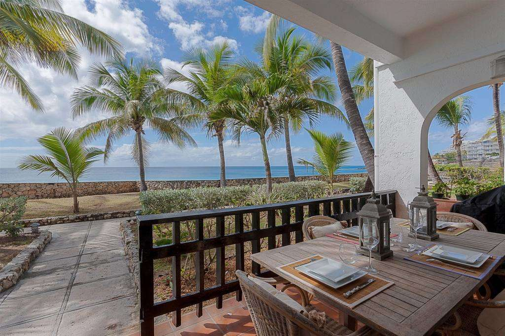 Luxury villa rentals caribbean - St martin - Sint maarten - Cupecoy - Adelaide's Escape - Image 1/8