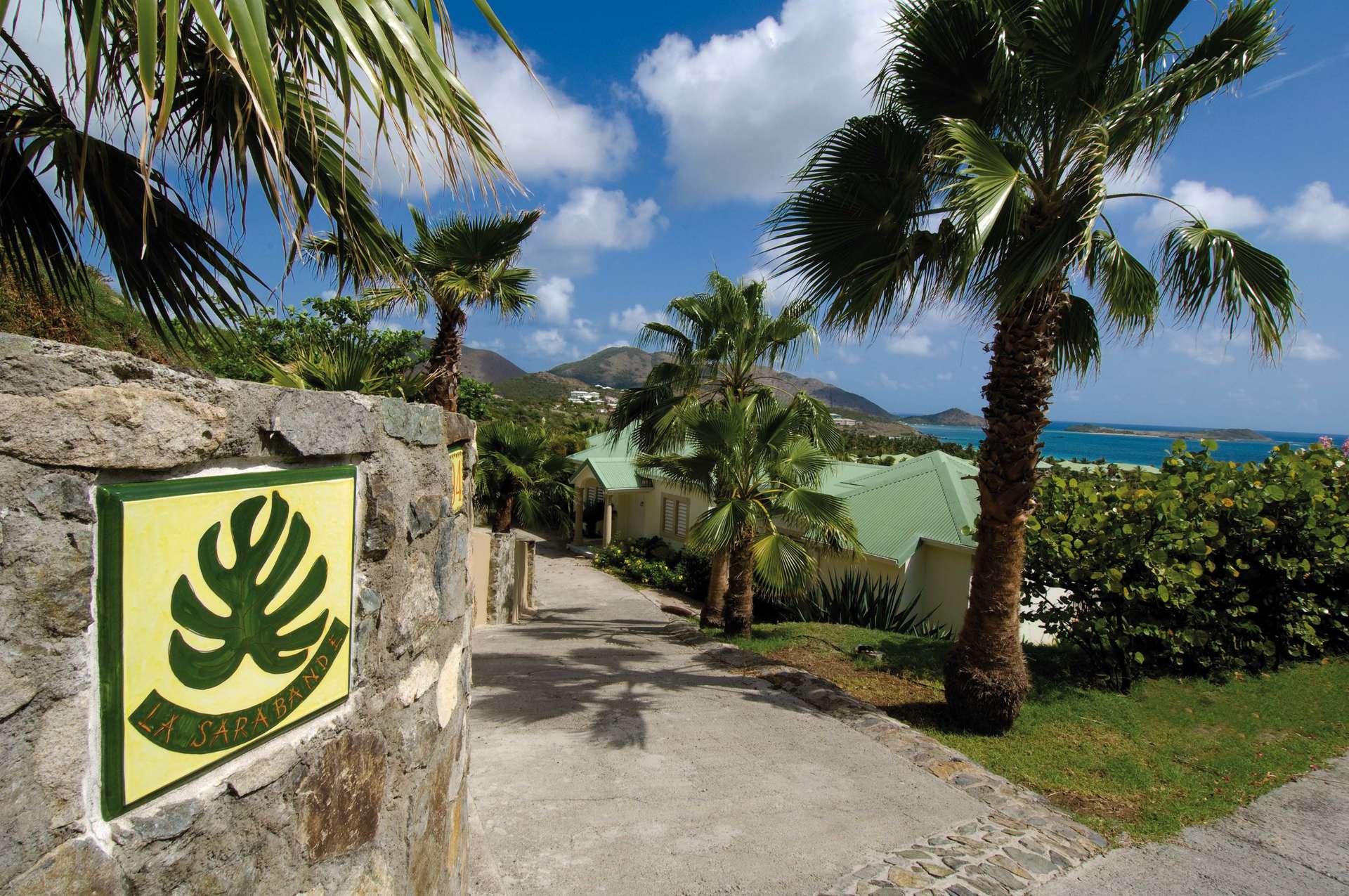 Luxury villa rentals caribbean - St martin - Saint martin french - Orient bay - La Sarabande - Image 1/18