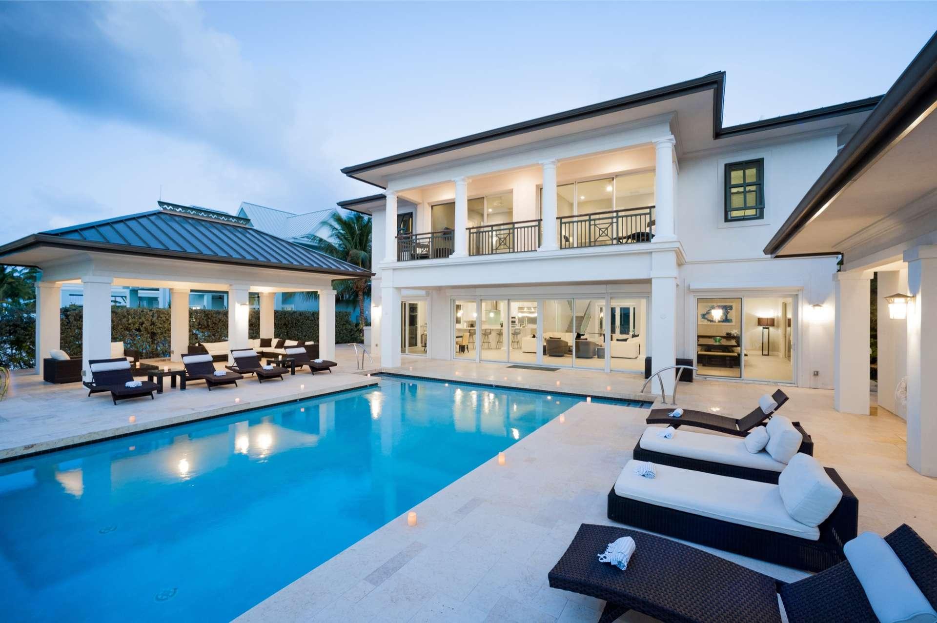 Luxury villa rentals caribbean - Cayman islands - Grand cayman - Rum point - Sun Salutations - Image 1/29