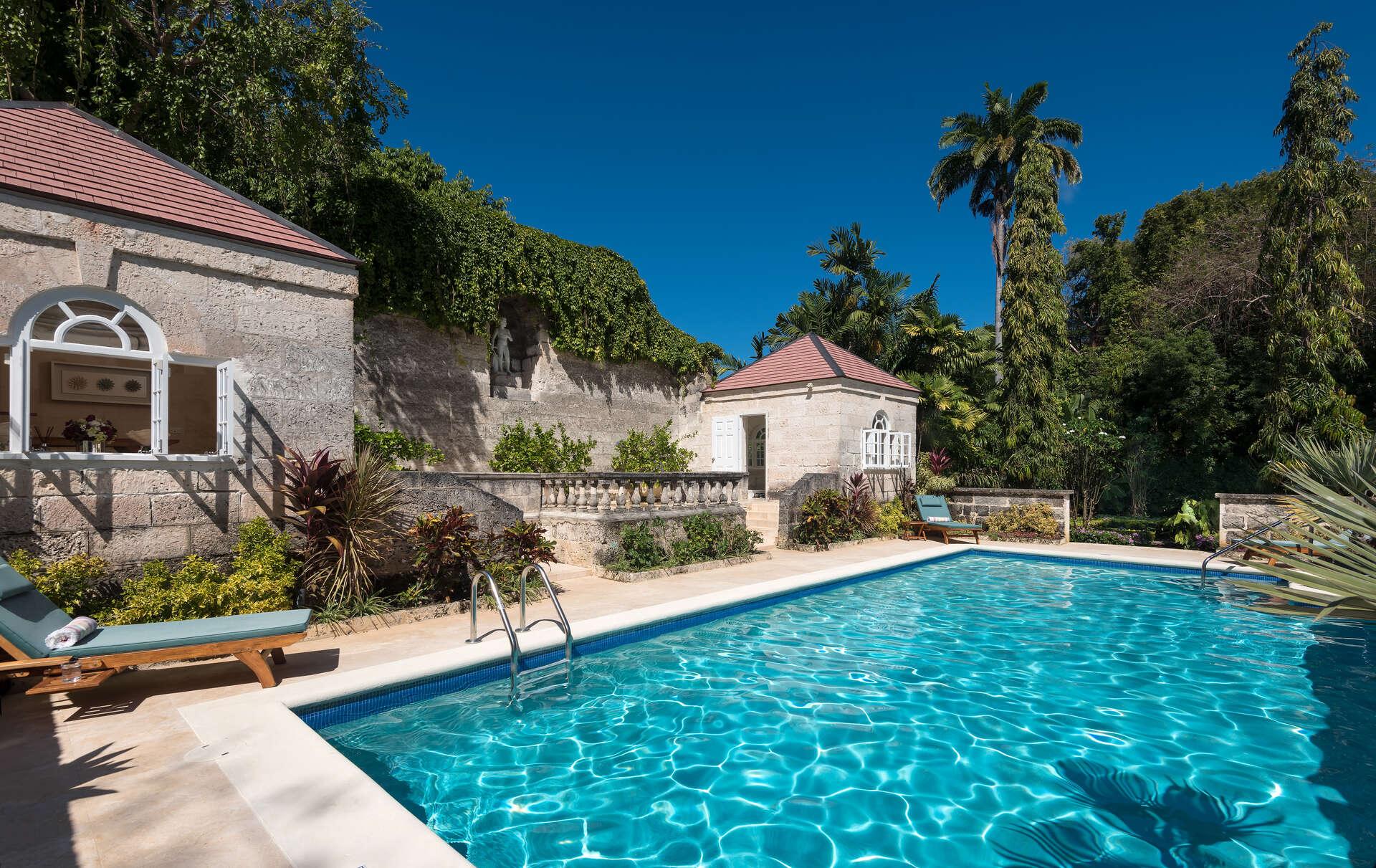 Luxury villa rentals caribbean - Barbados - St james - Porters - Porters Villa - Image 1/18
