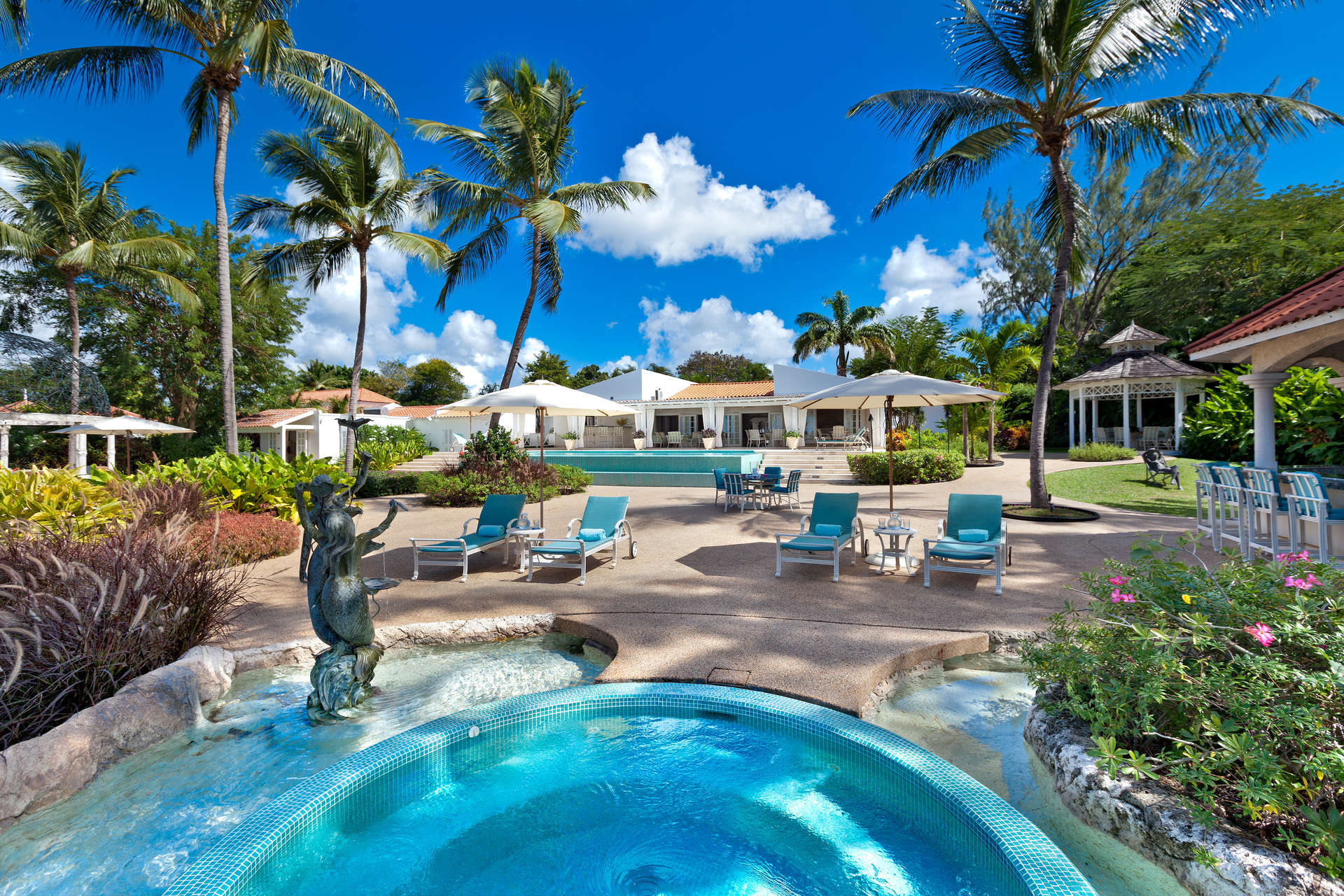 Luxury villa rentals caribbean - Barbados - St james - Polo ridge - Stanford House - Image 1/12