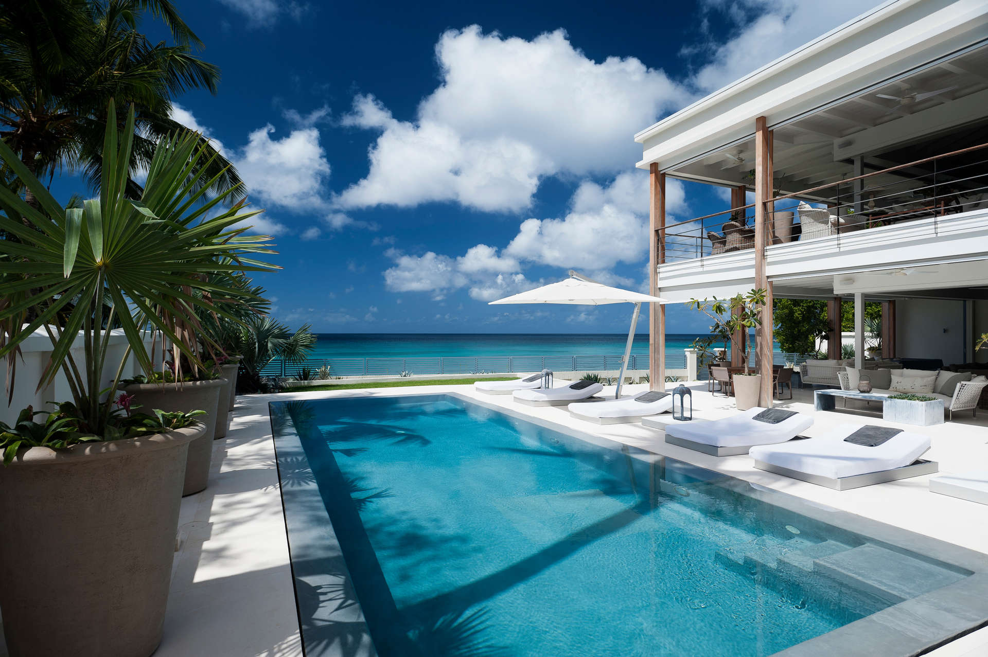 Luxury villa rentals caribbean - Barbados - St james - The garden - The Dream - Image 1/8