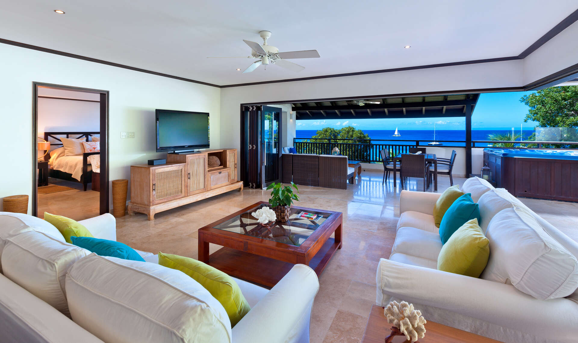 Luxury villa rentals caribbean - Barbados - St james - Coral cove - Coral Cove Penthouse - Image 1/5