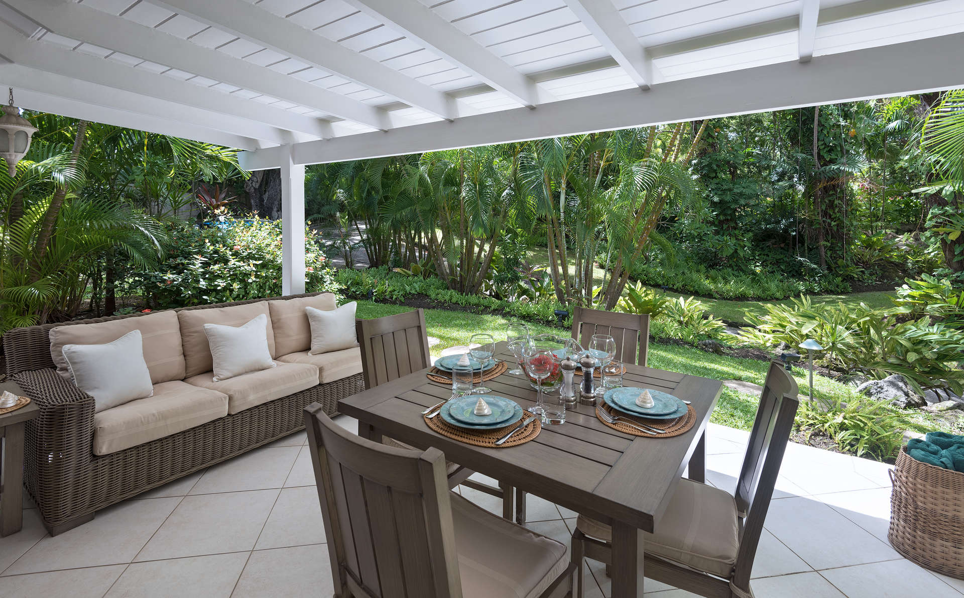 Luxury villa rentals caribbean - Barbados - St james - Sandy lane - Bluff Cottage - Image 1/10