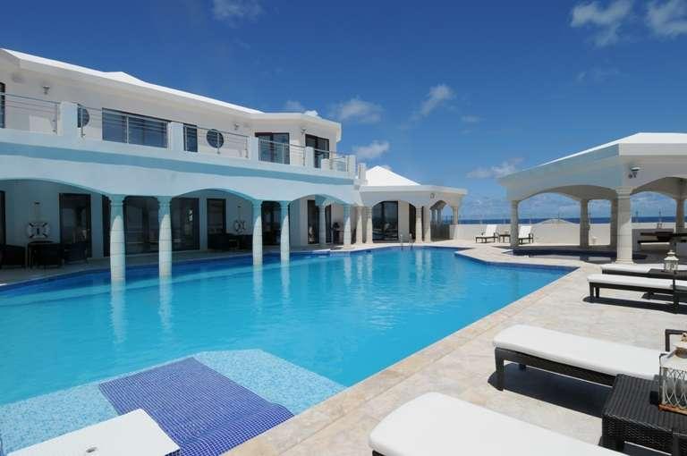 Luxury villa rentals caribbean - Anguilla - Sile bay - Moonraker Villa - Image 1/15