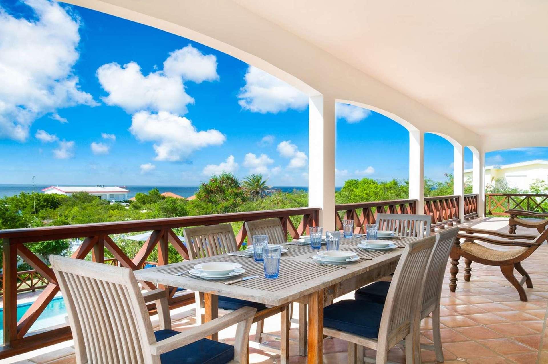 Luxury villa rentals caribbean - Anguilla - Island harbour - Tamarind - Image 1/13